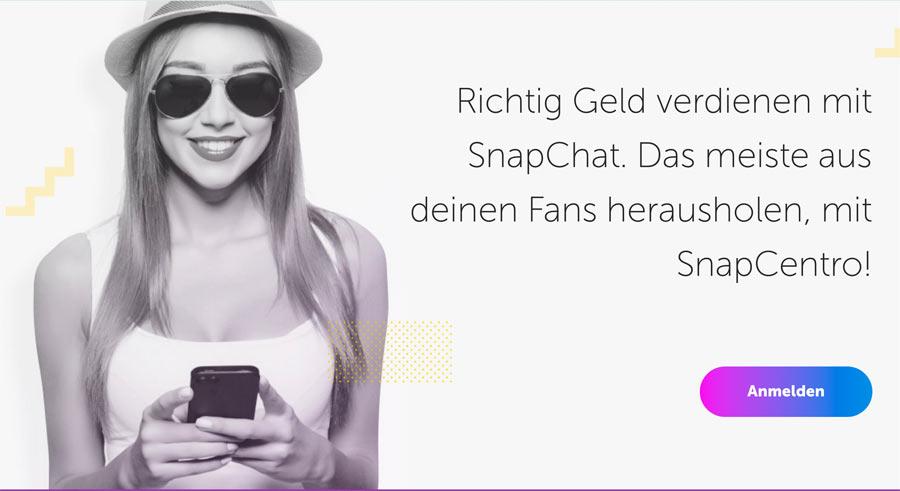 Wie man mit Instagram oder Snapchat Geld verdienen kann am Beispiel Katja Krasavice