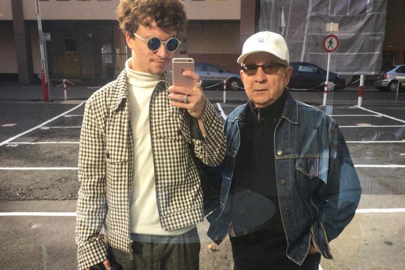 Vom Rentner zum Instagram Star